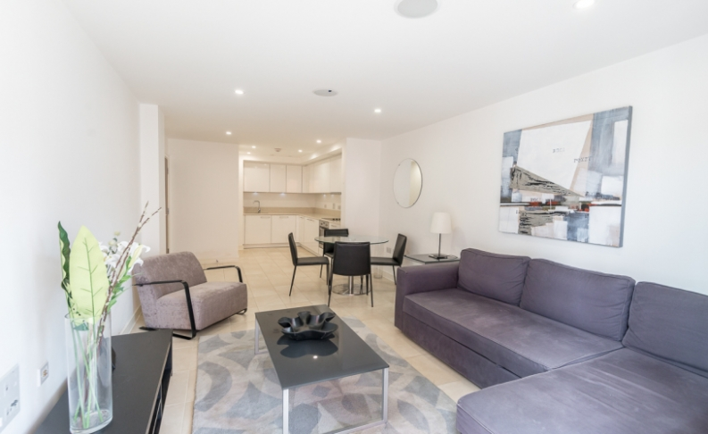 picture of 1 Bedroom(s) flat in  Chartfield Avenue, Putney, SW15
