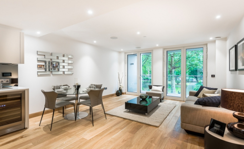picture of 2 Bedroom(s) flat in  The Courthouse, Knightsbridge, SW1