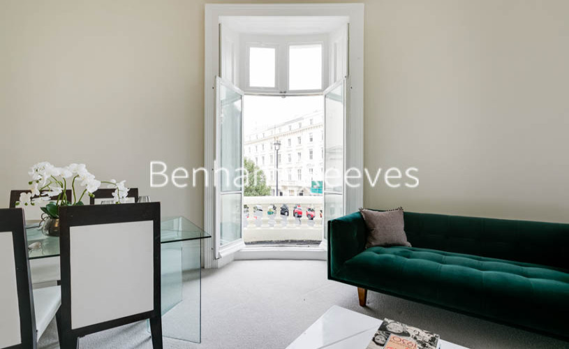 picture of 1 Bedroom(s) flat in  St. George's Square, Pimlico, SW1