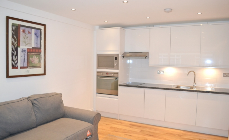 picture of 1 Bedroom(s) flat in  Sloane Avenue, Chelsea, SW3