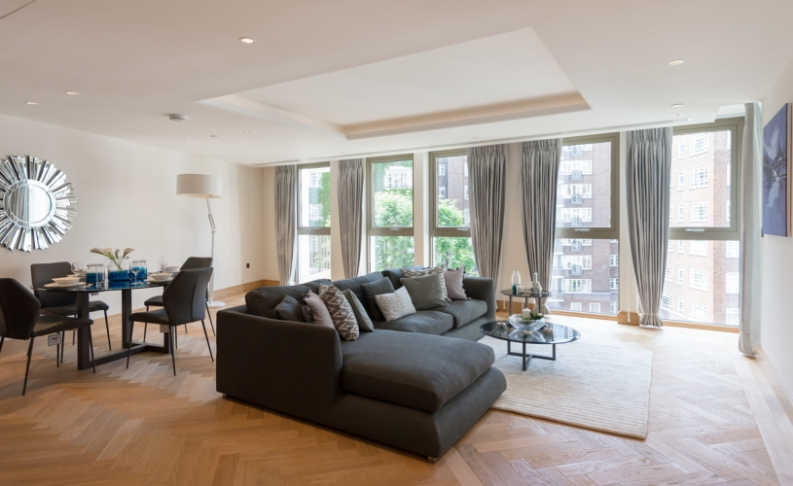 picture of 2 Bedroom(s) flat in  Abell House, John Islip Street, SW1P