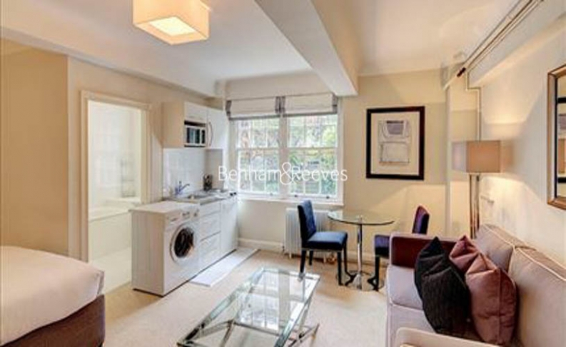 picture of Studio flat in  Fulham Road, Chelsea, SW3