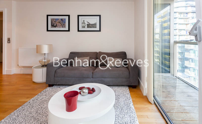 picture of 1 Bedroom(s) flat in  Cobalt Point, Canary Wharf, E14 9JT