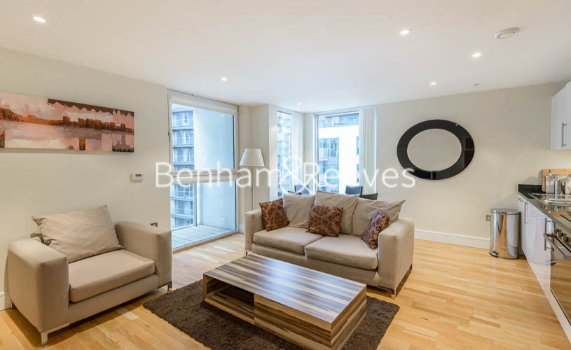 picture of 1 Bedroom(s) flat in  Millharbour, Canary Wharf E14
