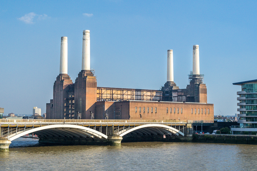 Battersea Power Station SW8