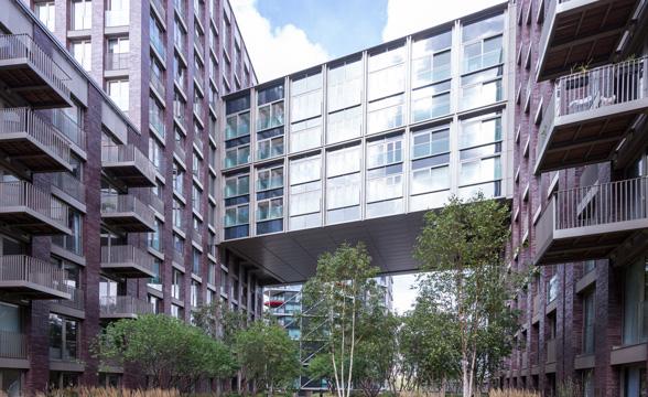 Embassy Gardens SW8