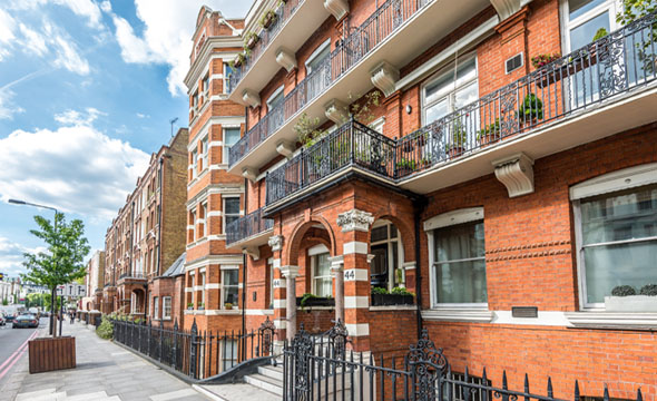 Nevern Mansions SW5