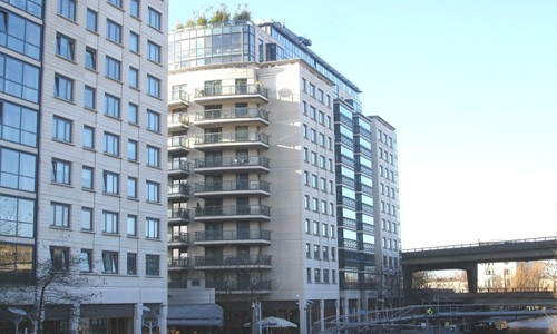Paddington Central W2
