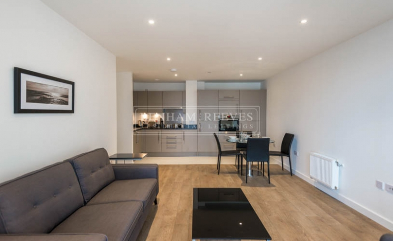 picture of 2 Bedroom(s) flat in  Bessemer Place, North Greenwich, SE10