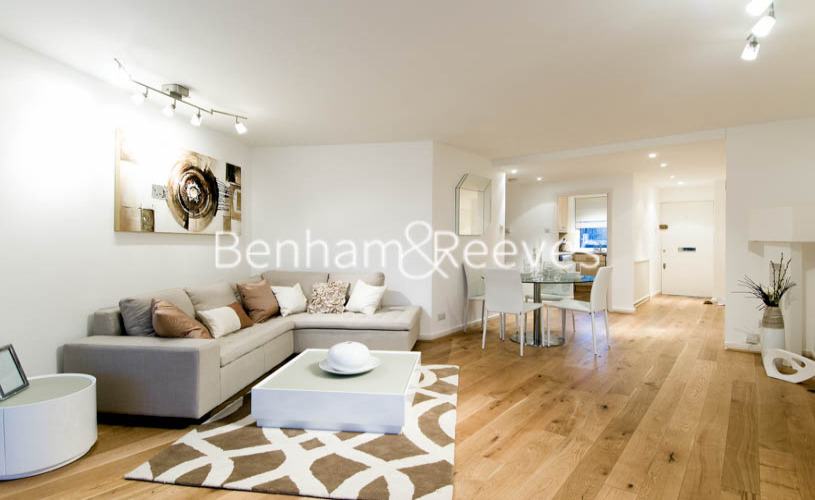 picture of 1 Bedroom(s) flat in  River Gardens, Stevenage Road, SW6