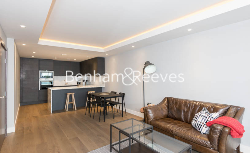 picture of 1 Bedroom(s) flat in  Brunswick House,Fulham Reach, W6