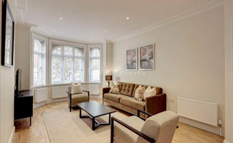 picture of 1 Bedroom(s) flat in  Hamlet Gardens, Ravenscourt Park, W6
