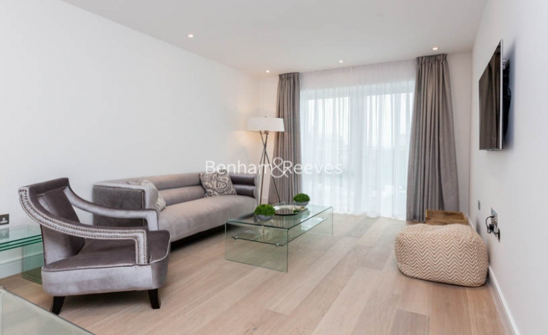 picture of 1-bed flat in  Hammersmith