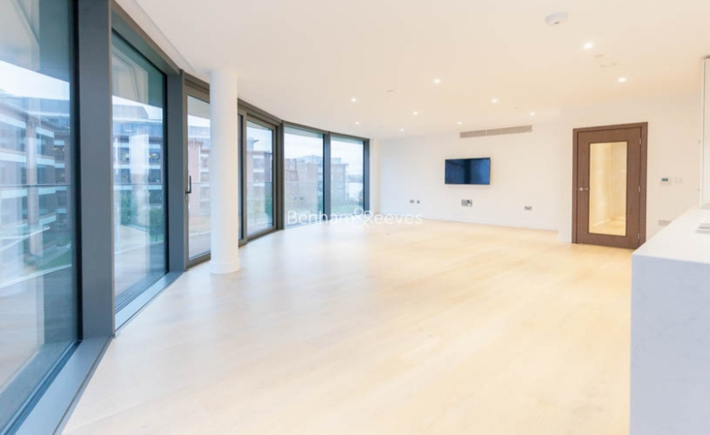 picture of 2 Bedroom(s) flat in  Hamilton House, Fulham Reach, W6