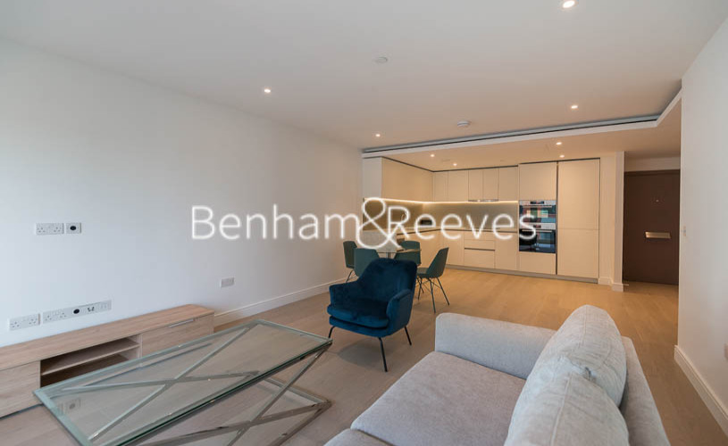 picture of 2 Bedroom(s) flat in  Fulham Reach, Hammersmith,W6