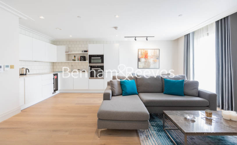 picture of 1 Bedroom(s) flat in  Queens Wharf, Hammermsith, W6