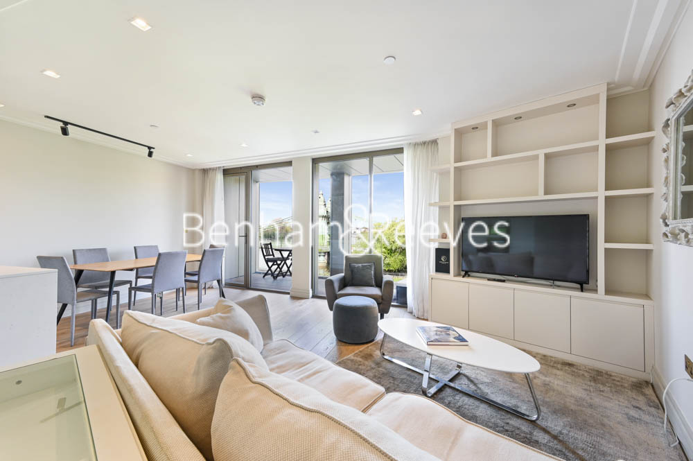 picture of 2 Bedroom(s) flat in  Queens Wharf, Hammersmith , W6