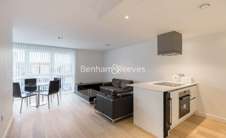picture of 1 Bedroom(s) flat in  Courtyard Apartments, Avantgarde, Shoreditch, E1