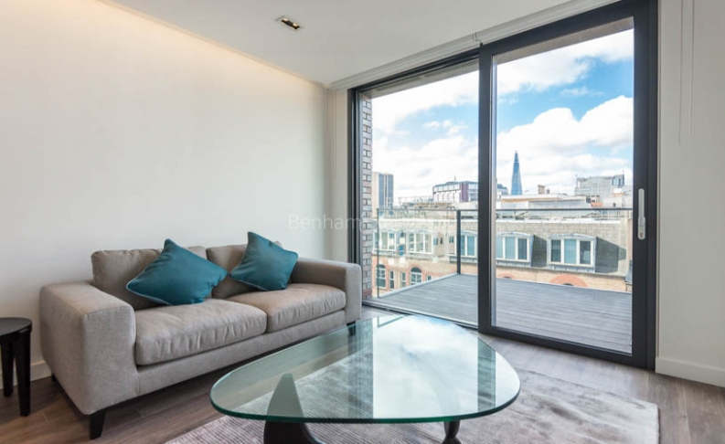 picture of 1 Bedroom(s) flat in  Leman Street, Aldgate, E1