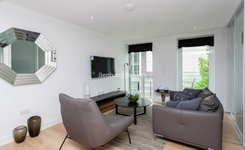 picture of 1 Bedroom(s) flat in  Vaughan Way, Wapping, E1W