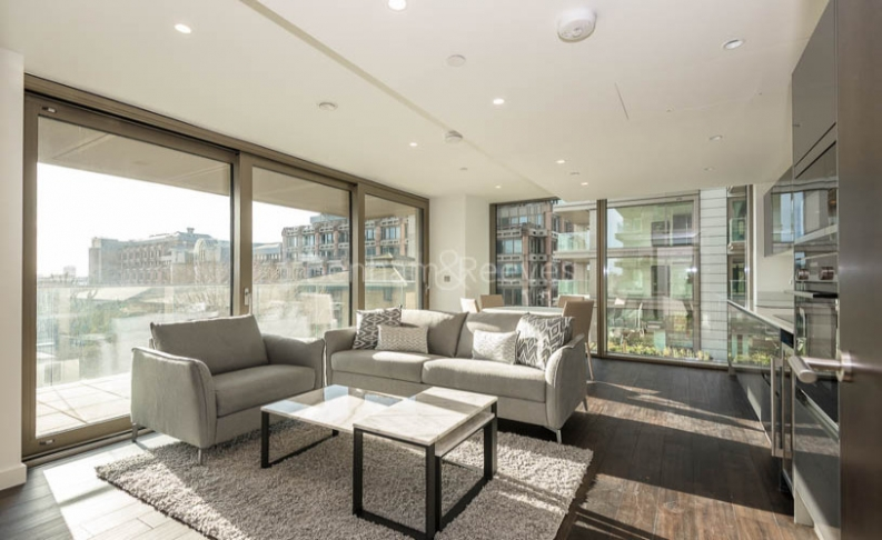 picture of 2 Bedroom(s) flat in  Lavender Building, Royal Mint Gardens, Tower Hill, E1