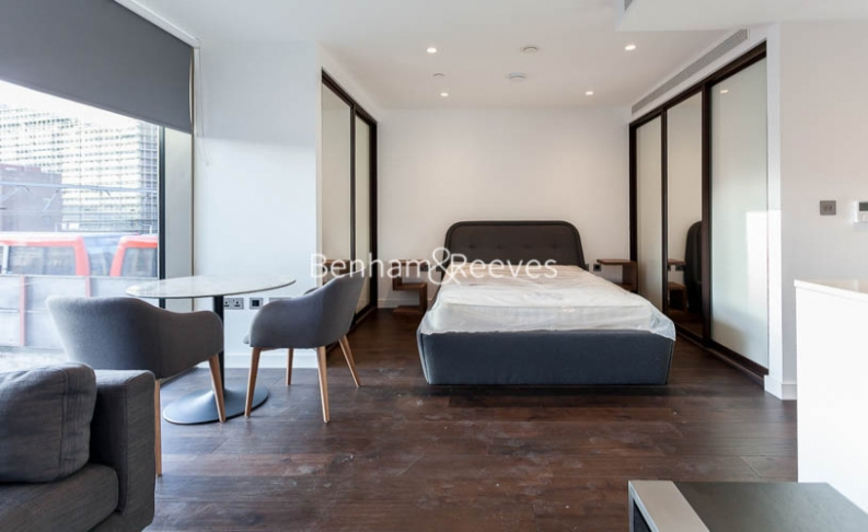 picture of Studio flat in  Rosemary Gardens, Royal Mint Gardens, E1