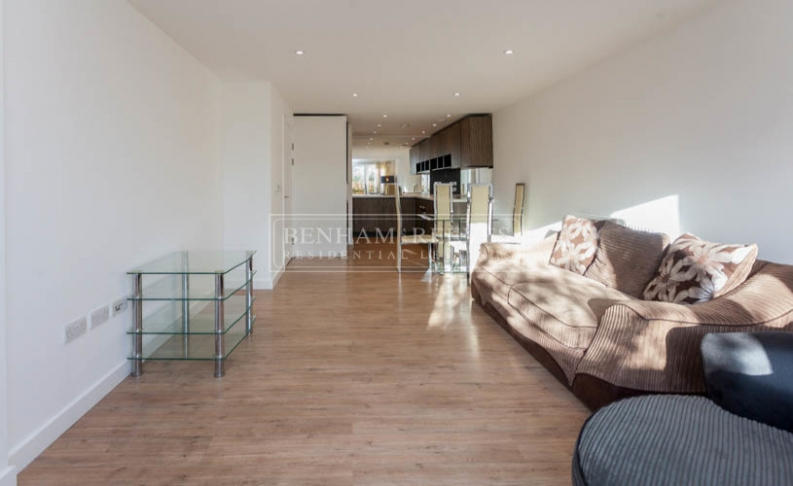 picture of 1 Bedroom(s) flat in  Silkworks, Surrey Quays, SE13