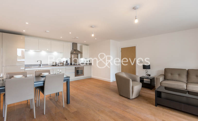 picture of 2 Bedroom(s) flat in  Norman Road, Greenwich, SE10