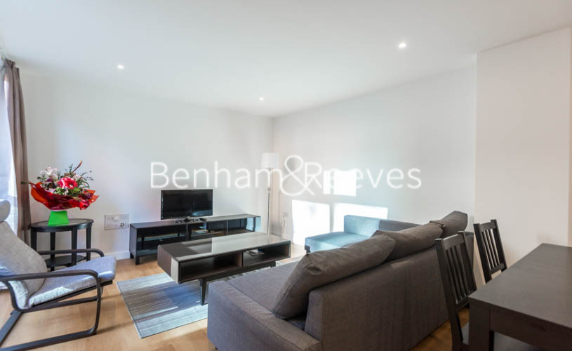 picture of 2 Bedroom(s) flat in  Royal Victoria Gardens, Whiting Way, SE16