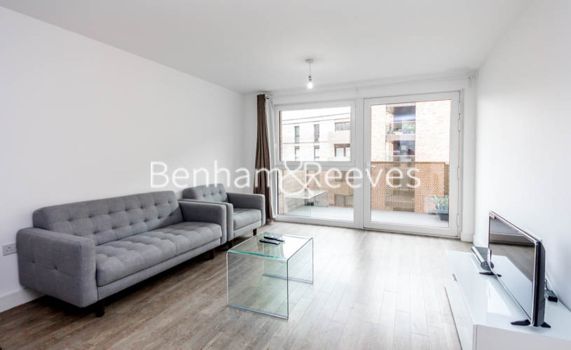 picture of 1 Bedroom(s) flat in  Yeoman Street, Surrey Quays, SE16