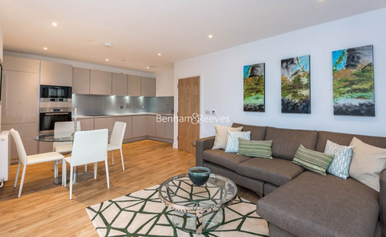 picture of 2 Bedroom(s) flat in  River Mill One, Station Road, SE13