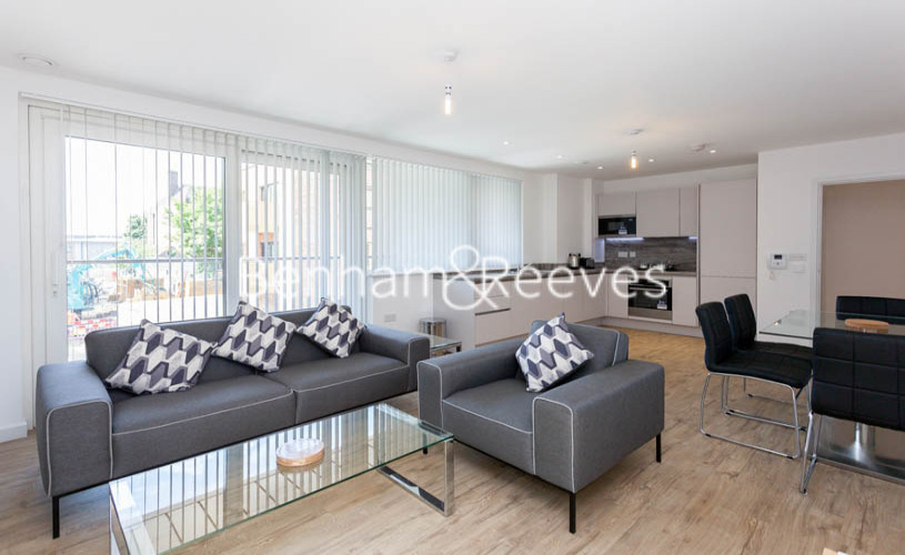 picture of 2 Bedroom(s) flat in  Bailey Street, Surrey Quays, SE8
