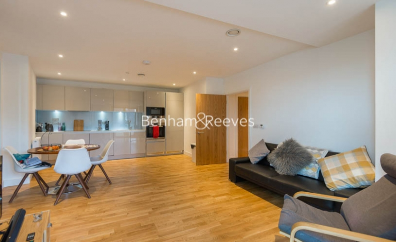picture of 1 Bedroom(s) flat in  River Mill One, Station Road, Lewisham, SE13