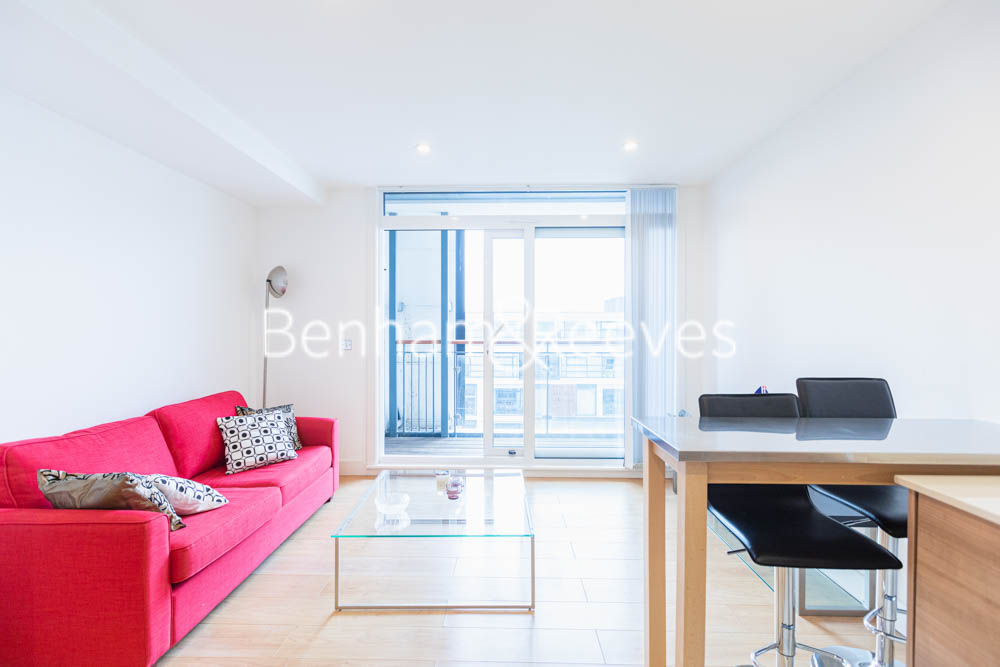 picture of 1 Bedroom(s) flat in  This Space, Nine Elms, SW8