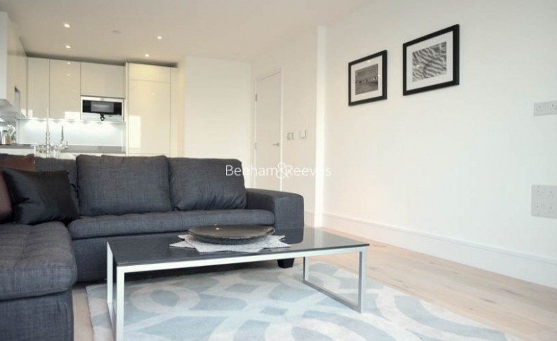 picture of 1 Bedroom(s) flat in  The Library Building, St. Luke's Avenue, SW4