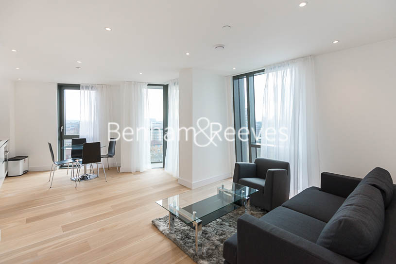picture of 1 Bedroom(s) flat in  Black Prince Road, Albert Embankment, SE1