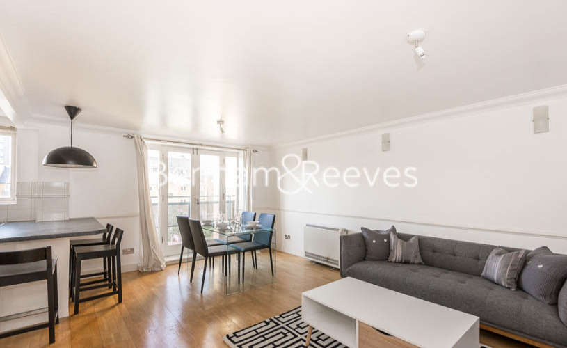 picture of 2 Bedroom(s) flat in  Cotton Row, Battersea, SW11