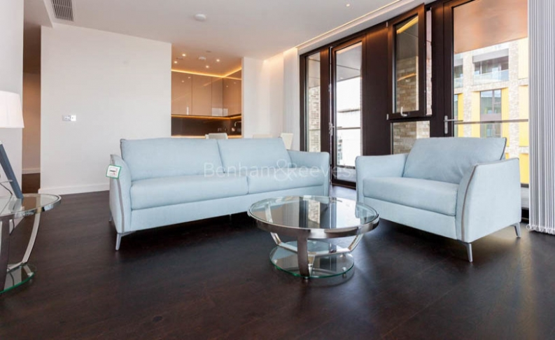 picture of 2 Bedroom(s) flat in  The Residence, Nine Elms, SW11