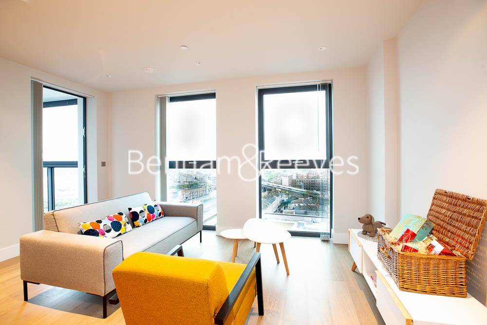 picture of 1 Bedroom(s) flat in  Battersea Exchange, Nine Elms, SW8