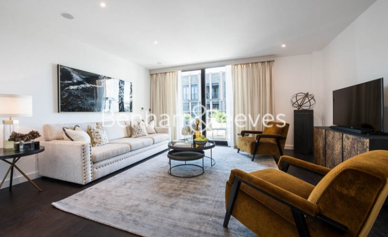 picture of 3 Bedroom(s) flat in  Charles Clowes, Nine Elms, SW11
