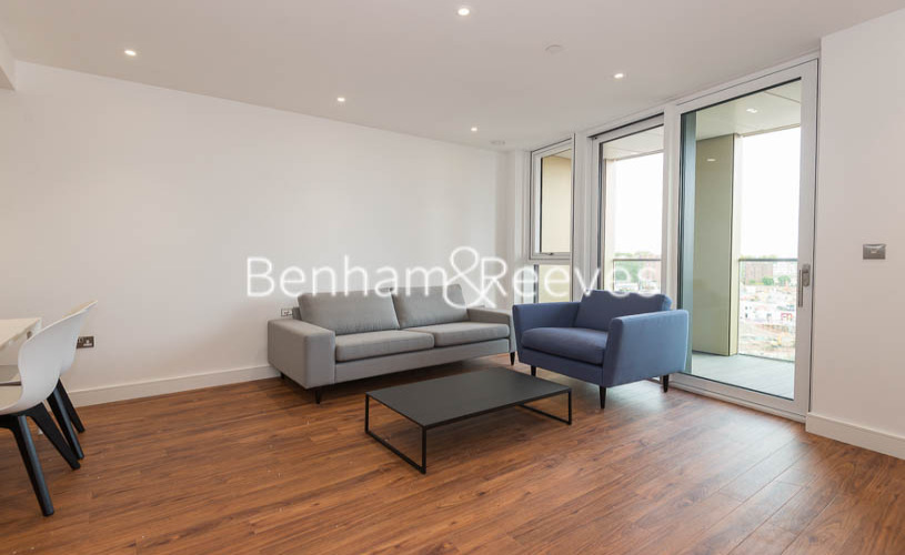 picture of 2 Bedroom(s) flat in  Gladwin Tower,50 Wandsworth Road,SW8