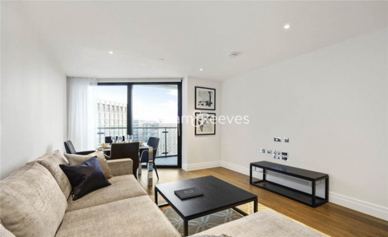 picture of 2 Bedroom(s) flat in  Riverlight Quay, Nine Elms, SW11
