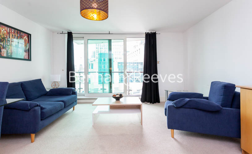 picture of 1 Bedroom(s) flat in  St. George Wharf, Nine Elms, SW8