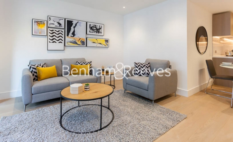 picture of 1 Bedroom(s) flat in  Palmer Road, Nine Elms, SW11
