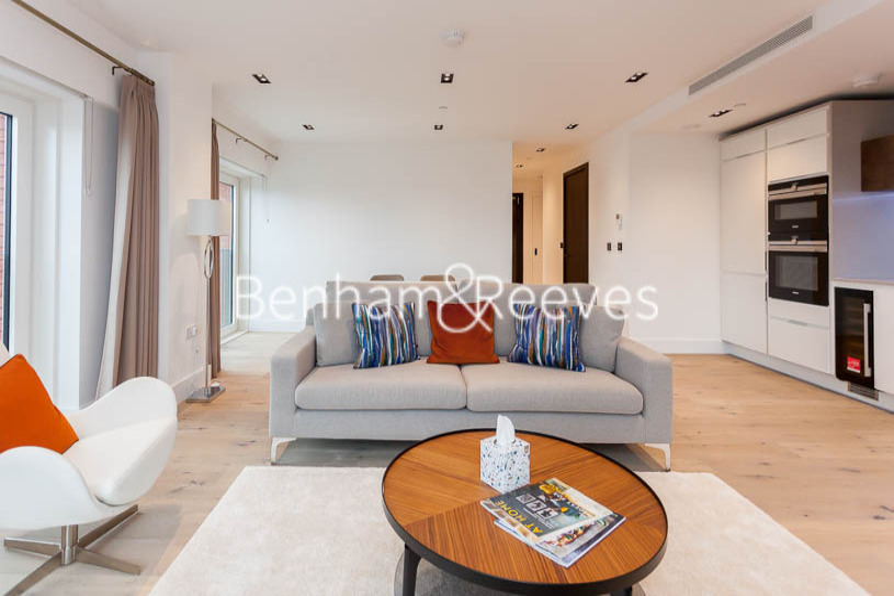 picture of 2 Bedroom(s) flat in  Keybridge Tower, Nine Elms, SW8