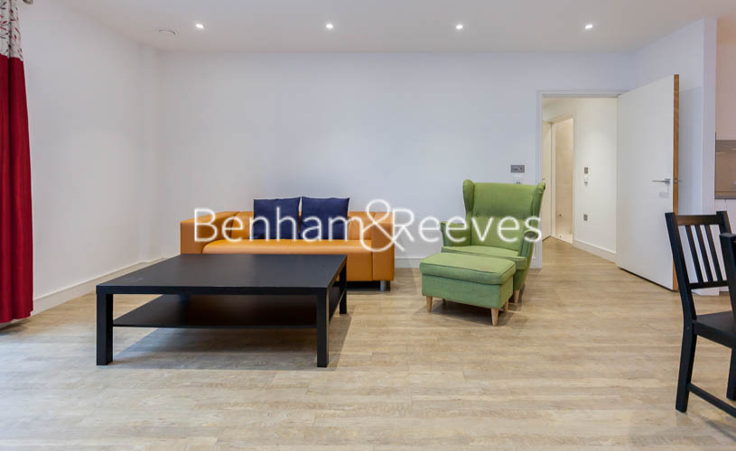 picture of 2 Bedroom(s) flat in  Bach House, Nine Elms, SW8