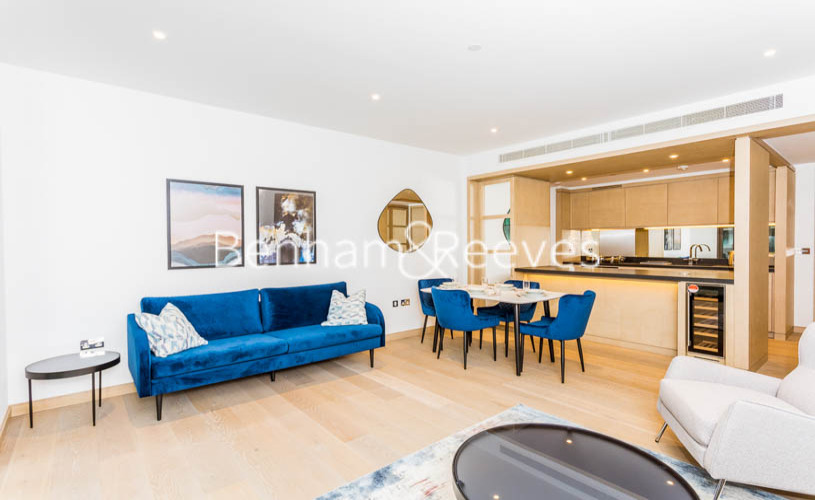 picture of 2 Bedroom(s) flat in  Legacy Building, Nine Elms, SW11