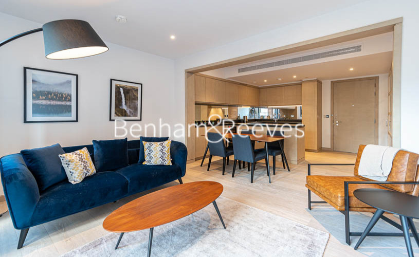 picture of 1 Bedroom(s) flat in  Legacy Building, Viaduct Gardens SW11