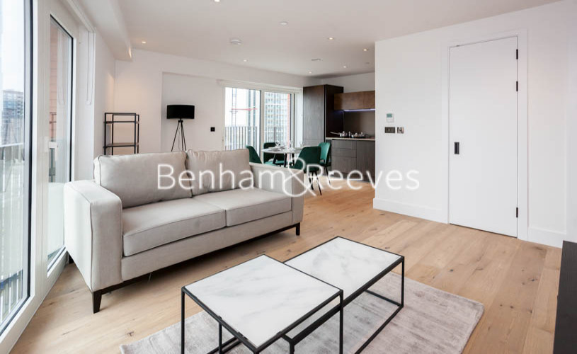 picture of 1 Bedroom(s) flat in  Keybridge Capital,Exchange Gardens, SW8
