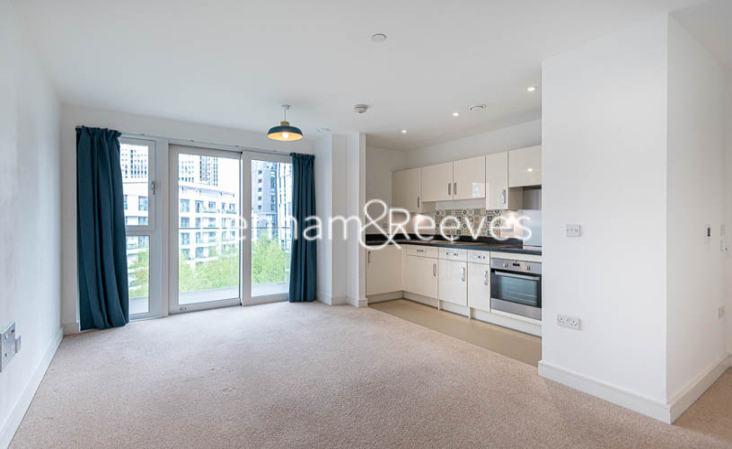 picture of 1 Bedroom(s) flat in  Lowe House, Hebden Place,SW8